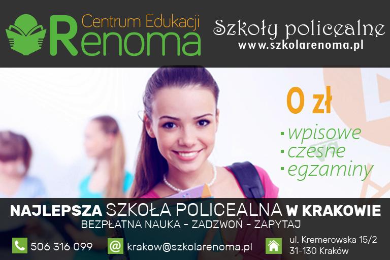 Szkoły policealne RENOMA