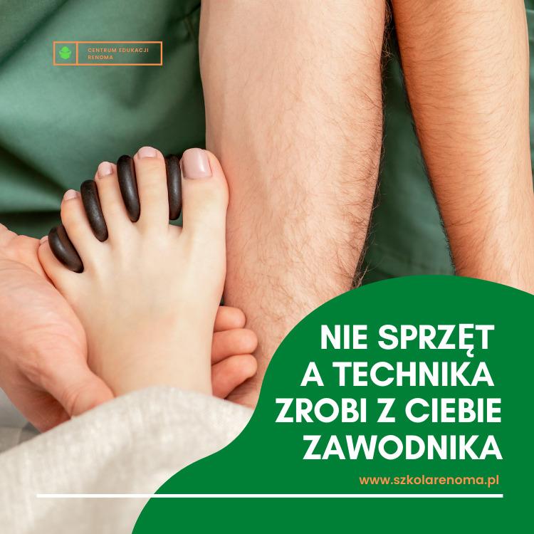 Technik masażysta Kraków