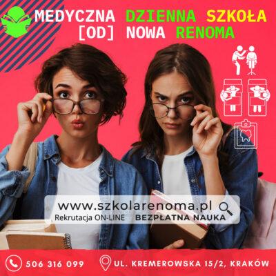 Medyczna Szkoła Policealna Dzienna