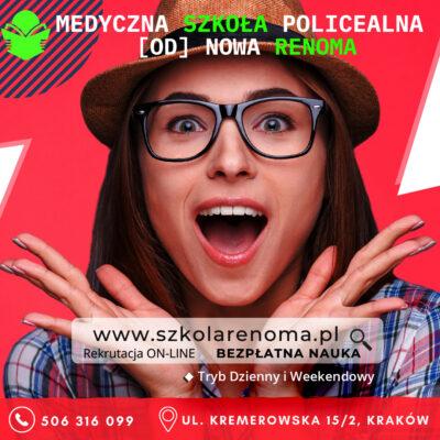 Szkoła Policealna w Krakowie