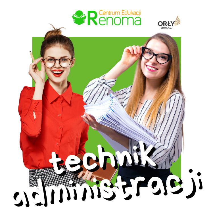 Technik administracji Kraków