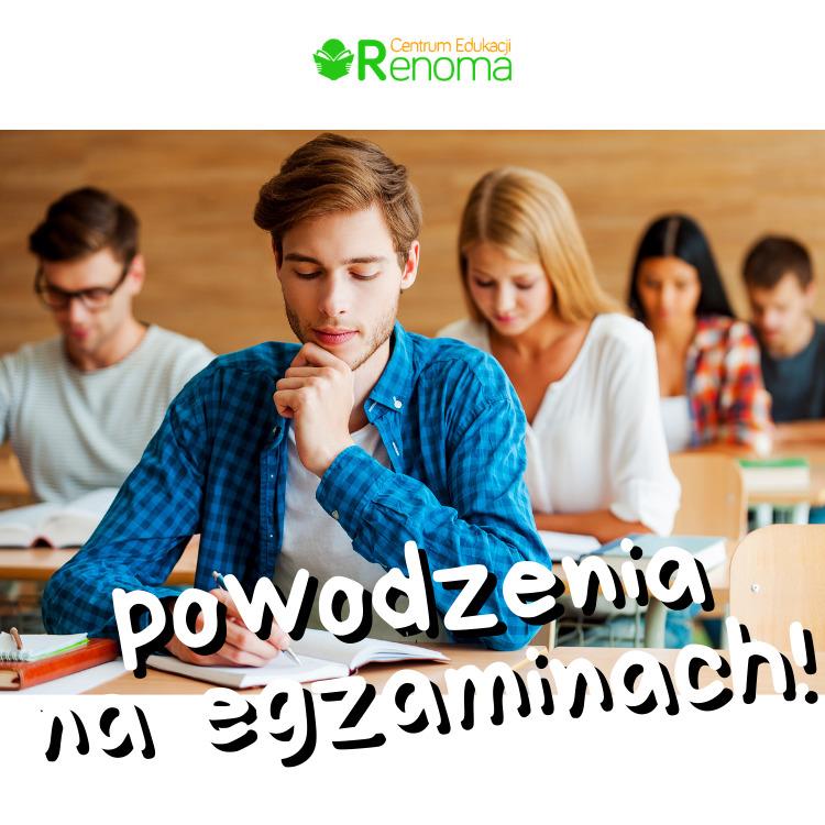 Egzamin zawodowy Renoma Kraków