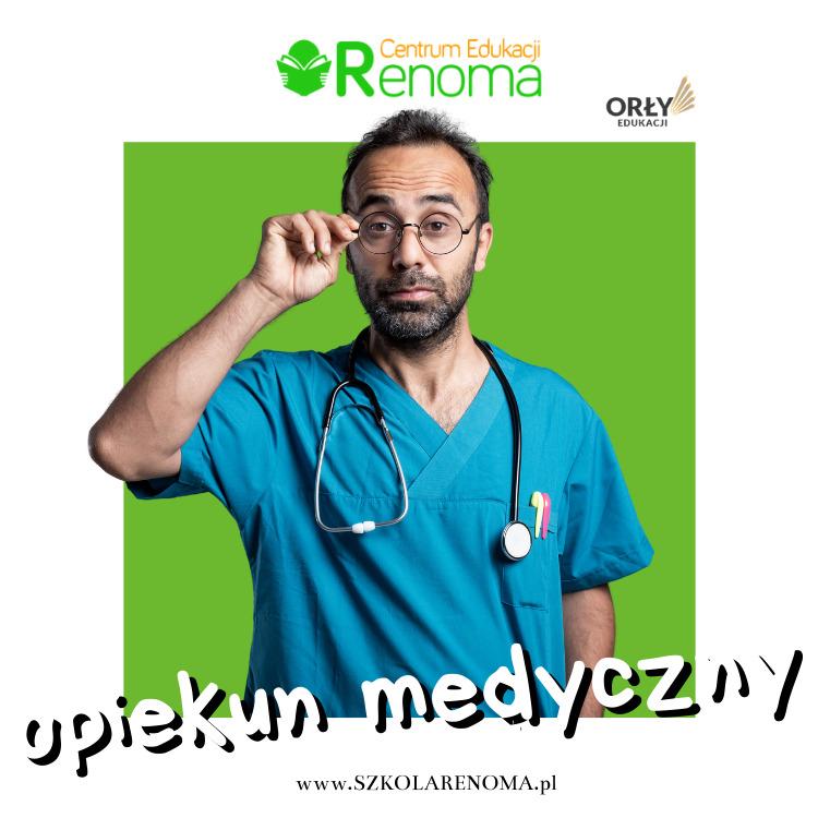 Opiekun Medyczny Kraków