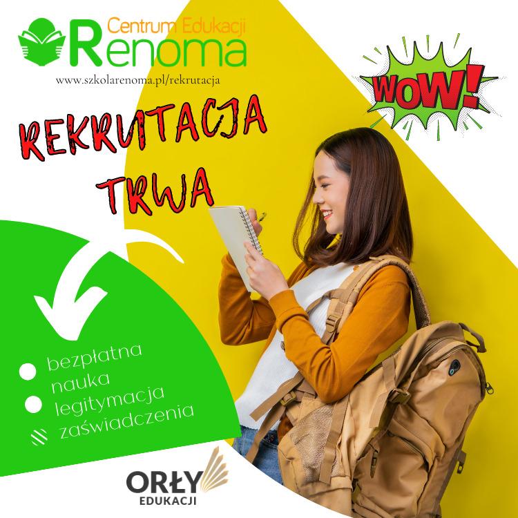 Szkoła Policealna Renoma Kraków